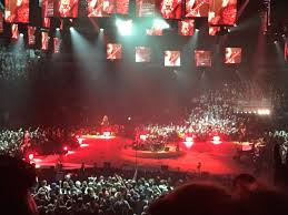 Intrust Bank Arena Section 118 Concert Seating