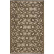 martha stewart puzzle molasses brown wool rug for your living room rug ideas