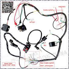 lifan 250cc wiring harness wiring diagram operations 250cc quad electrics 150 200cc zongshen lifan ducar razor cdi coil lifan 250cc wiring harness