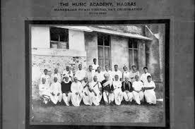 Madras Music Academy Wikipedia