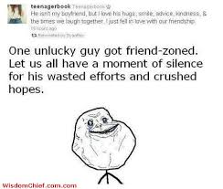 Friend Zone Meme Tumblr Comics - Funny Quotes About Life - See ... via Relatably.com