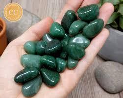 Green Aventurine Tumbled Crystal