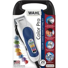 Best Budget Hair Clippers For Men Wahl Color Pro Complete Hair Cutting Kit