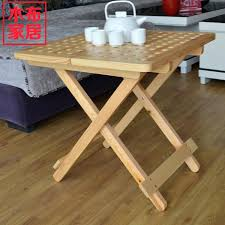 thai coffee table wooden furniture modern creative wood folding cloth hollow portable small table small coffee thai coffee table
