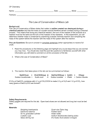 Chemical Reactions Lab Report Conclusion Wildseasonthegame