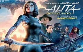 Alita: Battle Angel Film Streaming VF