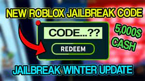 Then absolutely you are reaching the right destination. Jailbreak Codes January February 2021 5000 Cash Roblox Jailbreak Youtube