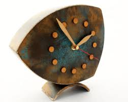 unique office desks plain cool. Desk Clock, Gold Turquoise Brown Table Wood Unique Wooden Shaded Birthday Gift, Mothers Day Decor Office Desks Plain Cool E