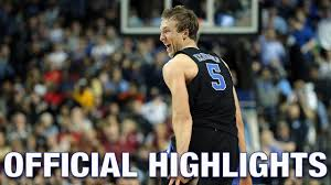 Luke Kennard Official Highlights
