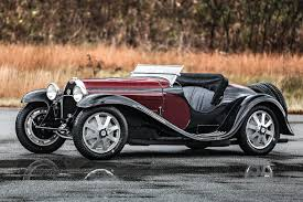 Klaus and wolfgang brinkmann jointly take over as managers of the. The World S First Supercar The Bugatti Type 55