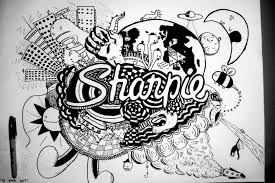 cool designs to draw with sharpie. Interiorgn Sensational Coolgns To Draw With Sharpie Images Ideas Sharpies 92 Cool Designs Interior Design S
