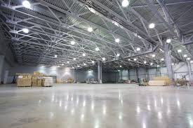 m lite high bay picture of warehouse