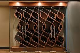 ... Custom Wine Cellar by Genuwine Cellars