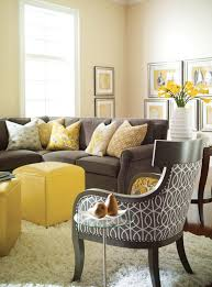 ... Interesting Idea Grey Furniture Living Room 2 Yellow And Gray Rooms ...