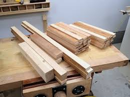 material for wooden shutters
