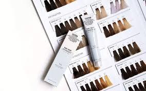 Nak Colour Chart Nak Professional Nak Hair