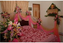 Small Picture Bridal Wedding Bedroom Decoration Designs Ideas Pictures