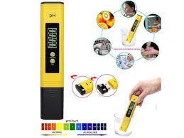 Proster 0 00 14 00ph Lcd Digital Aquarium Ph Meter Tester Pocket Electric Water Test Pen Digital Lcd Ph Meter For Aquarium Pool Water Quality Monitor