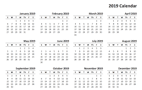 Calendar Doc Download Yearly Calendars
