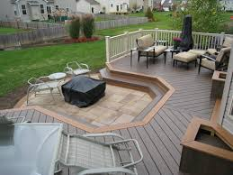 Wood Plastic Composites Vs Pvc Decking Columbus Decks Porches
