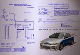 1997 nissan or datsun altima wiring diagram auto wiring diagrams 1997 nissan altima alternator wiring diagram written by wiringdiagrams on sunday, april 12, 2015 11 57 pm