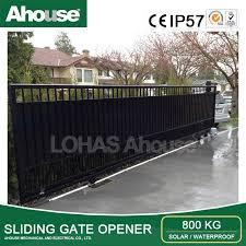 dc24v electric sliding gate opener solar sliding door motor sliding gate opener kits