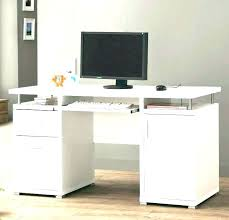 tower computer desk. Computer Desk With Printer Storage Tower