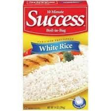 bag of white rice. Modren Bag SUCCESS RICE WHITE BOIL IN BAG 14 OZ For Bag Of White Rice G