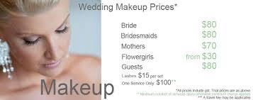 wedding makeup s uk