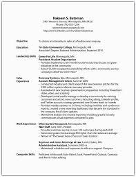 Leadership Resume Extraordinary Leadership Skills Resume 60 On Example Examples Education Mesmerizing