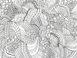 Small Picture Complex Elephant Coloring Pages Draw Background Complex Elephant