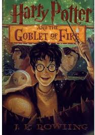 harry potter and the goblet of fire by j k rowling the book log  gof