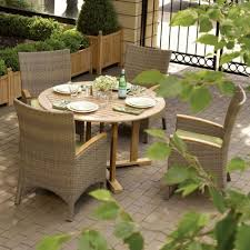 torbay outdoor wicker round patio