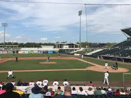 Fort Myers Miracle Stadium Seating Chart Photo2 Jpg Picture Of Centurylink Sports Complex Hammond