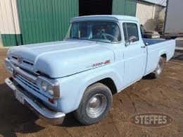 Nostalgia Pumps Up Vintage Ford Pickup Truck Prices | Agweb.com