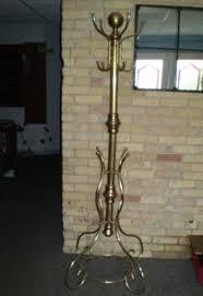 Antique Brass Coat Rack 100 Antique Victorian Coat Tree Hatrack Stand eBay YCF 17