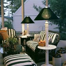 patio table lamps
