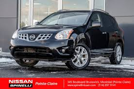 Used 2011 Nissan Rogue SV in Montreal, Laval and South Shore ...