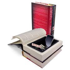 Book Vault - Hide Stuff in Plain Sight