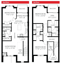 three bedroom townhouse floor plans image result for one story 2 bedroom duplex floor plans with garage 4 bedroom log homes floor plans