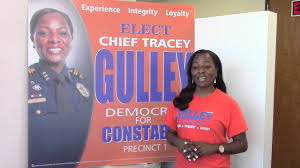 Elect Chief Tracey Gulley For Dallas County Constable Pct 1 Youtube