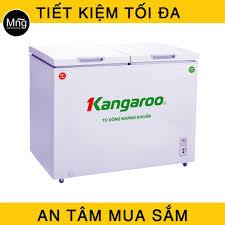 Tủ đông Kangaroo 668 lít KG668C1 (2 cánh 1 ngăn đông) Siêu Thị Điện Máy  Mạnh Nguyễn