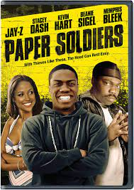 Paper Soldiers [DVD]: Kevin Hart, Jay-Z ...