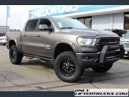 New Lifted Truck 2019 RAM 1500 Big Horn Rocky Ridge K2