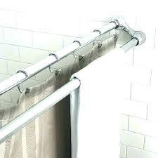 straight shower curtain rod zenith double straight shower rod chrome finish dual shower curtain rod dual