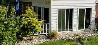 vinyl sliding patio doors transform belle vernon home