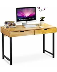 spectacular deal on tribesigns computer desk modern stylish 47
