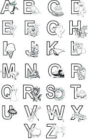coloring pages capital letters coloring page letter a coloring pages letters free printable alphabet coloring pages