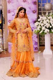 Kashif Designer Dresses 2018 Kashees Boutique Bridal Mehndi Dresses Designs Mehndi