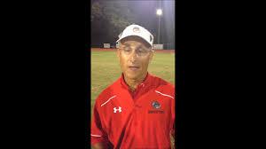 Postgame interview with Sikeston head coach Kent Gibbs - YouTube